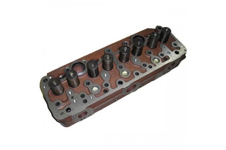 Головка блока цилиндров МТЗ - 240-1003012 - фото 1