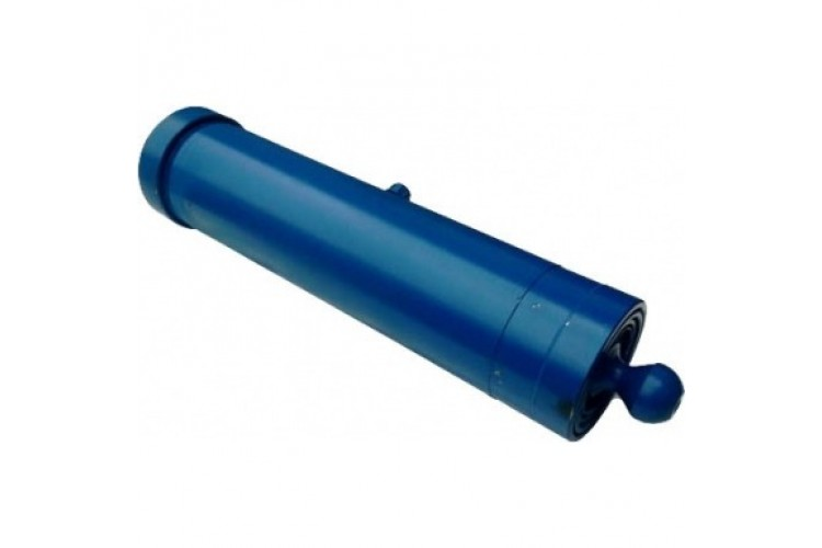 Гидроцилиндр подъема прицепа 2ПТС-4 (3-х штоковый) 145.8603023-01 - 145.8603023-01 - фото 1