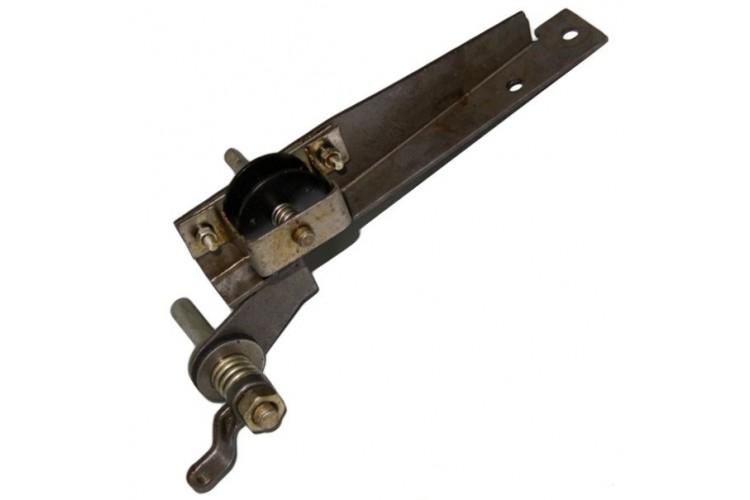 Блок управления шторкой радиатора МТЗ - 70-1310410-Б - фото 1