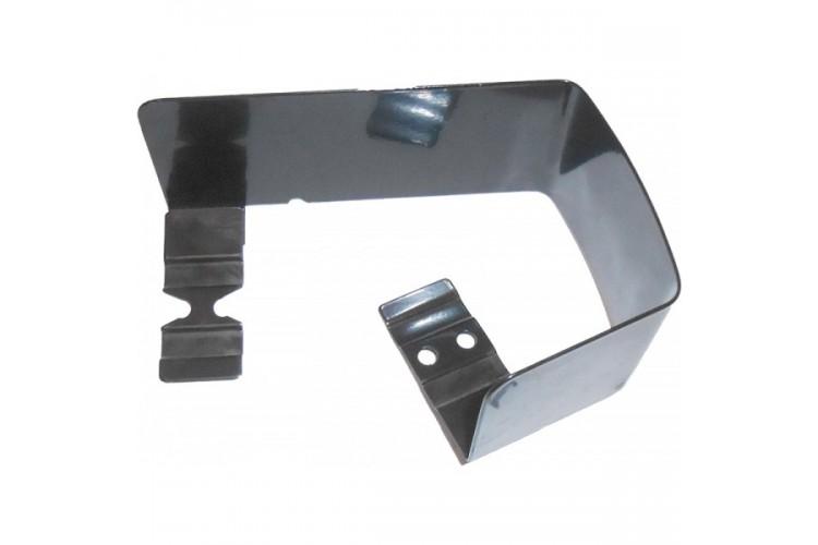 Кожух фонаря переднего левый на трактор МТЗ - 85-3712045-01 - фото 1