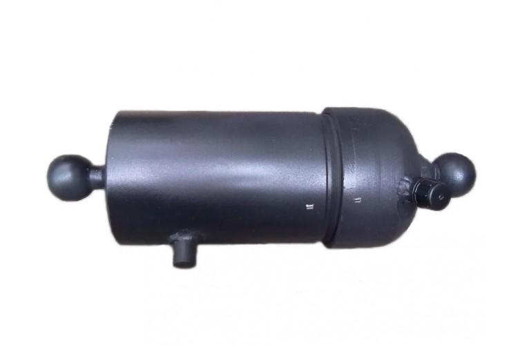 Гидроцилиндр подъема кузова ГАЗ, САЗ (ГЦТ1-3-17-695) 3-х штоковый - ГЦТ1-3-17-695 - фото 1