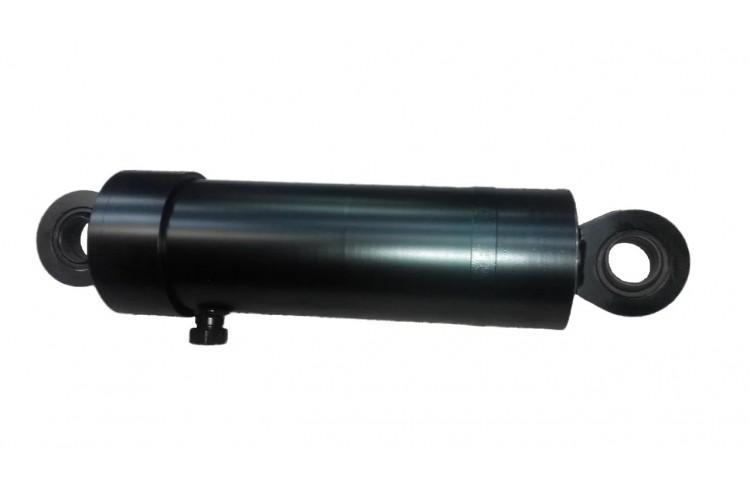 Гидроцилиндр подъема кузова КамАЗ (43255-8603010) 5-ти штоковый - 43255-8603010 - фото 1