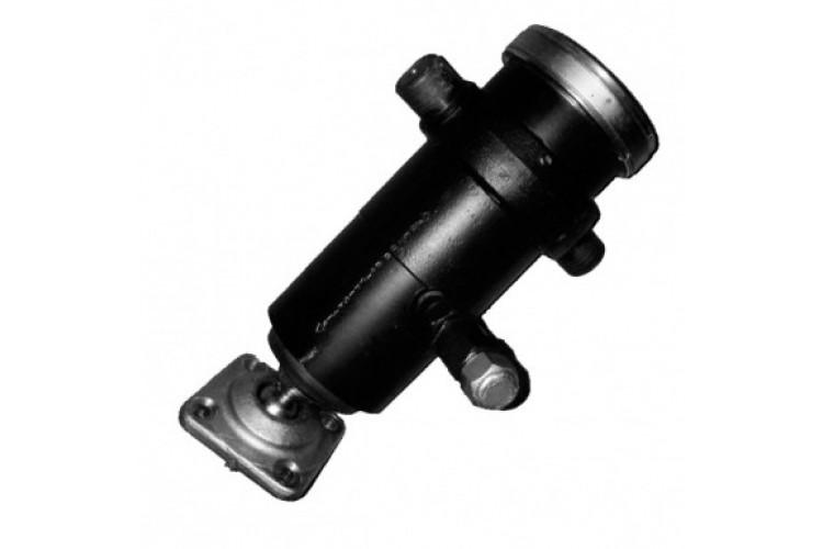 Гидроцилиндр подъема кузова КамАЗ (45143-8603010) 4-х штоковый - 45143-8603010 - фото 1