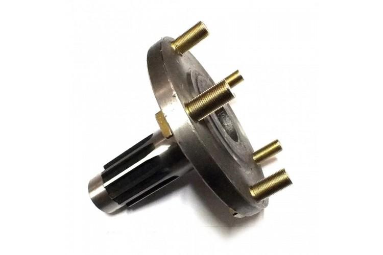 Фланец редуктора конечной передачи переднего моста МТЗ 5 шпилек - 72-2308070 - фото 1