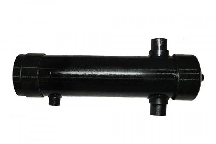 Гидроцилиндр подъема кузова МАЗ (503А-8603510) 3-х штоковый - 503А-8603510 - фото 1