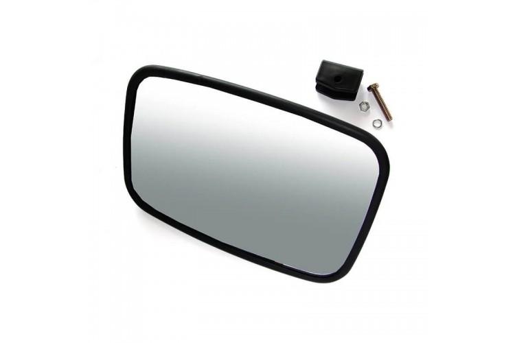 Зеркало заднего вида наружное на трактор МТЗ ЮМЗ (пластиковый корпус) - 80-8201050-В4 - фото 1