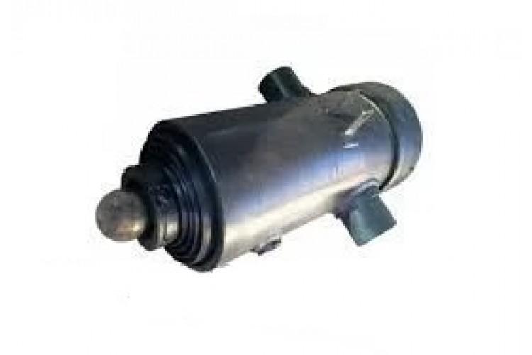 Гидроцилиндр подъема кузова МАЗ (5516-8603510) 3-х штоковый - 5516-8603510 - фото 1