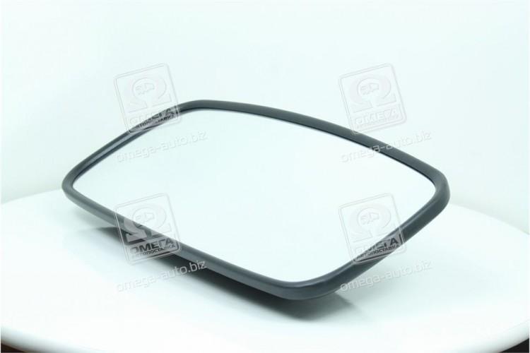 Зеркало боковое СуперМАЗ КAMAЗ сферическое с подогревом <ДК> - DK-5068H - фото 1