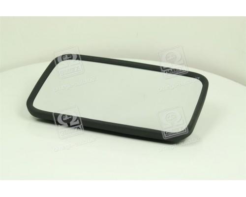 Зеркало боковое ГАЗ 3307,4301 290х175 сферическое. <ДК>