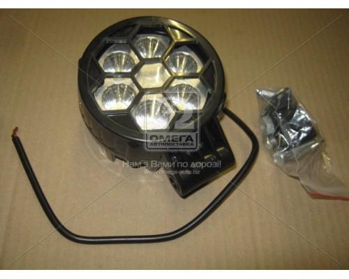 Фара LED рабочая 12/24В,117х77х196 (Руслан-Комплект)
