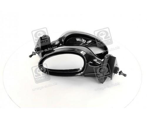 Зеркало боковое ВАЗ 2101-07,черное 3301-07, 2шт <TEMPEST>