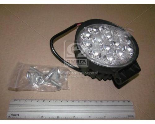Светодиодная фара 27 type 42W 14chip 3535 9-30V (дальний свет)