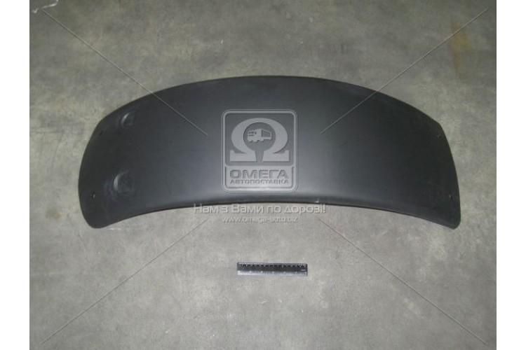 Крыло переднее МТЗ 82 голое пластик (пр-во Петропласт) - Локеры - фото 1
