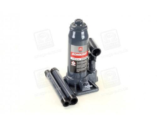 Домкрат 2т гидравлический серый H 180/345 <ДК>