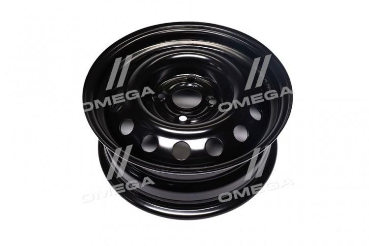 Диск колесный 14x5,5 4x100 ET35 DiA 57,1 (в упаковке) черный <ДК> - DK 219.3101015 - фото 1