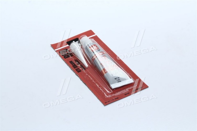 Герметик прокладок RED 25гр красный <ДК> - 48021006207 - фото 1