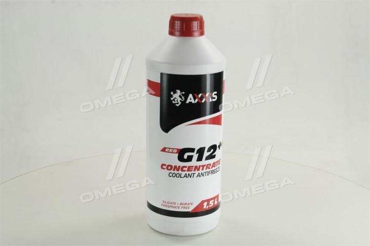 Антифриз RED концентрат G12+ (-80C) (Канистра 1,5л) - P999-G12  - фото 1