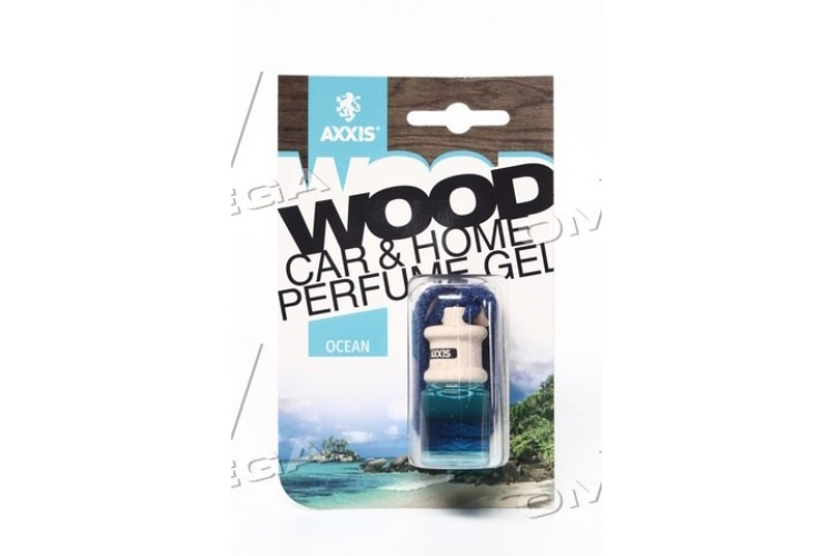 """Ароматизатор AXXIS """"Wood"""" Ocean 7ml (уп.60 шт/ ящ.240шт) - 63596 - фото 1"""