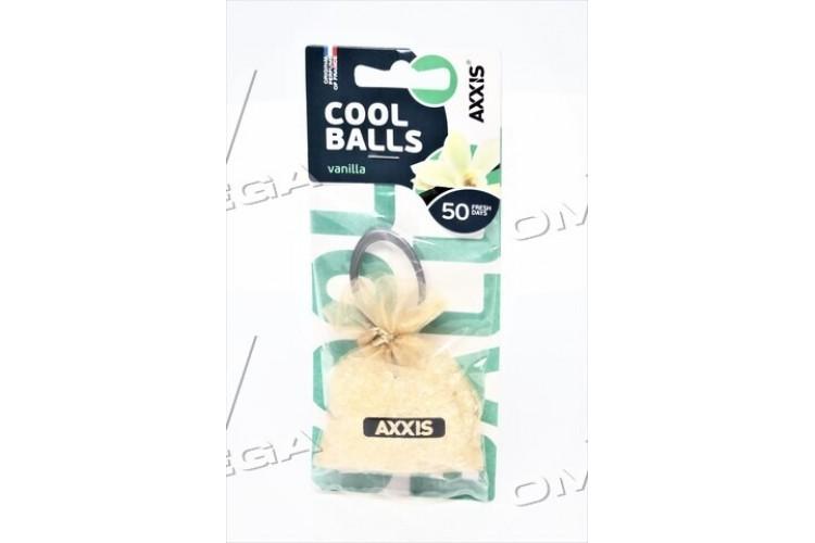 "Ароматизатор AXXIS ""Cool Balls Bags""- Vanilla - 94244 - фото 1"