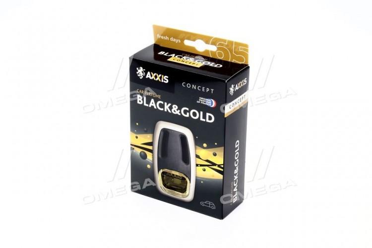 "Ароматизатор AXXIS на дифлектор ""Concept"" Black Gold-Perfume 8ml - 63593 - фото 1"