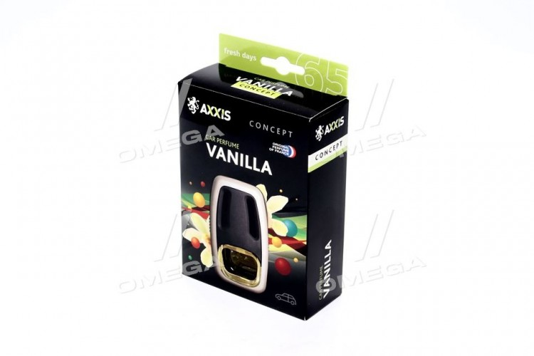 """Ароматизатор AXXIS на дифлектор """"Concept"""" Vanilla 8ml - 63587 - фото 1"""