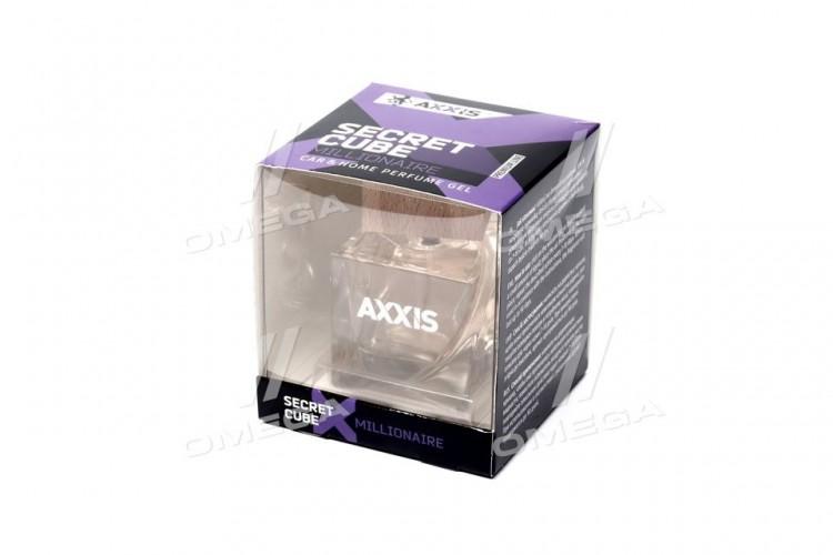 """Ароматизатор AXXIS PREMIUM Secret Cube""""- 50ml, запах Millionaire - 80842 - фото 1"""