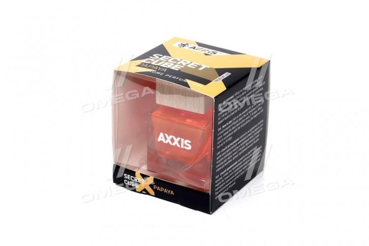 "Ароматизатор AXXIS PREMIUM Secret Cube""- 50ml,запах Papaya - 80844 - фото 1"