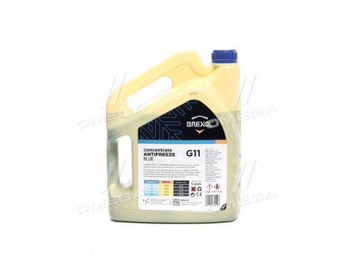 Антифриз BLUE CONCENTRATE G11 (-80C) 5kg