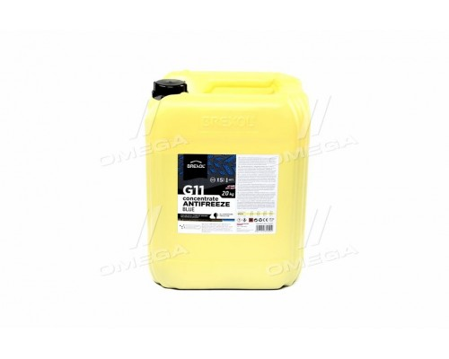 Антифриз BLUE CONCENTRATE G11 (-80C) 20kg