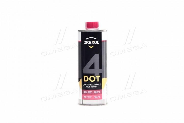 Жидкость тормозная.BREXOL DOT4 500g - antf-041 - фото 1