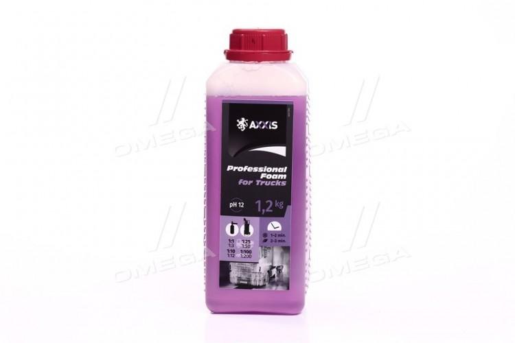 Активная пена AXXIS Professional Foam for Trucks (канистра 1л) - axx-394 - фото 1