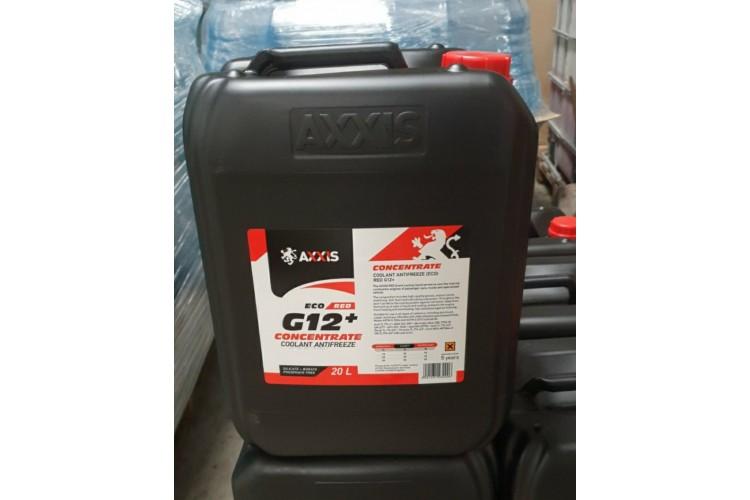 Антифриз концентрат ECO -80C RED G12 20л/21,4kg - P999-G12R ECO - фото 1