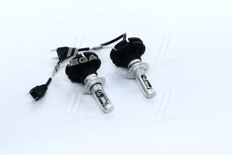 Лампа светодиодная H7 LED 6500K <TEMPEST PLUS> - TMP-X3-H7 - фото 1