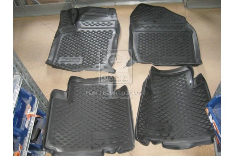 Коврики в салон автомобиля Toyota Rav 4 - pp-193 - фото 1