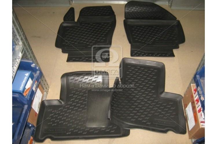Коврики в салон автомобиля Ford S-Max - pp-194 - фото 1