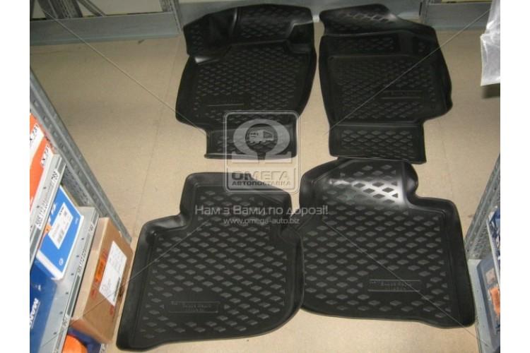 Коврики в салон автомобиля Skoda Rapid - pp-201 - фото 1