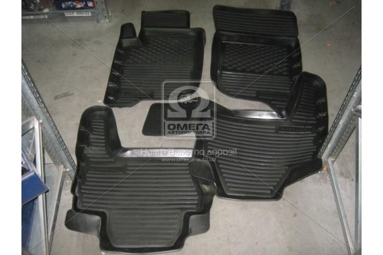 Коврики в салон автомобиля Mitsubishi Pajero Sport - pp-203 - фото 1