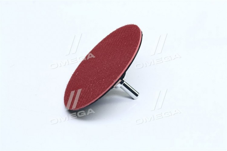 Диск универсальный для наждачной бумаги 125мм,M14,h=10мм,диаметр стержня=10мм(про-во INTERTOOL) - ST-6001 - фото 1