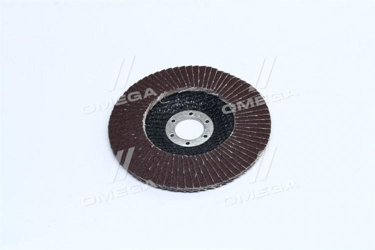Диск шлифовальный лепестковый (про-во INTERTOOL) - BT-0210 - фото 1
