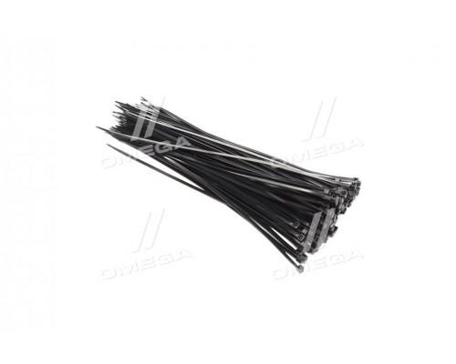 Хомут пластиковый 3,6x250мм,(100 шт/упак),черный(про-во INTERTOOL)