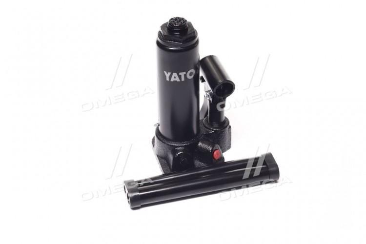 Домкрат гидравлический бутылочный (про-во YATO) - YT-17000 - фото 1