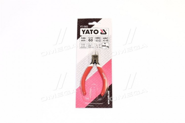 Зажимы для нарезки кабеля (про-во YATO) - YT-1953 - фото 1