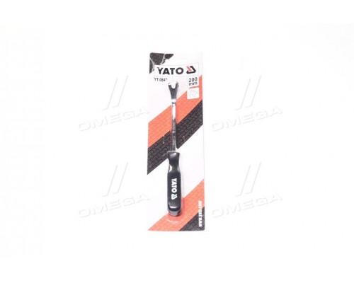 Съемник крепления обивки 8х10х14 мм,l = 200 мм (про-во YATO)