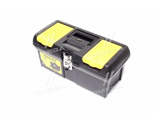 Ящик для инструмента series 2000: 2 органайзеры,лоток,М = 410х200х185 мм (про-во STANLEY)