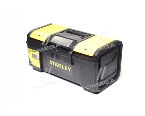 """Ящик для инструмента 19 """"пластмассовый"""" Line Toolbox """";48,6 x 26,6 x 23,6 см (про-во STANLEY)"""