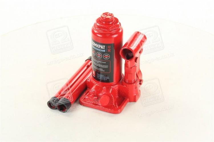Домкрат красный бутылочный  <ДК> - JNS-02 - фото 1