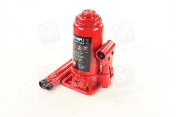 Домкрат бутылочный красный <ДК> - JNS-10 - фото 1