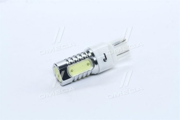 Лампа LED б/ц двухконтактная габарит,стоп T20-7440 (4SMD) Mega-LED W3x16q 12V WHITE <TEMPEST> - tmp-05T20-12V - фото 1