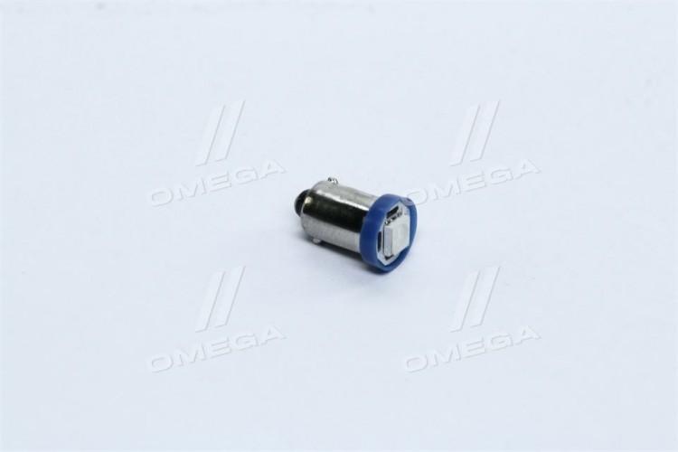 Лампа LED габарит,подсветка панели приборов T8-03 (1LED) BA9S  синий 24 Volt  <TEMPEST> - tmp-30T8-24V - фото 1