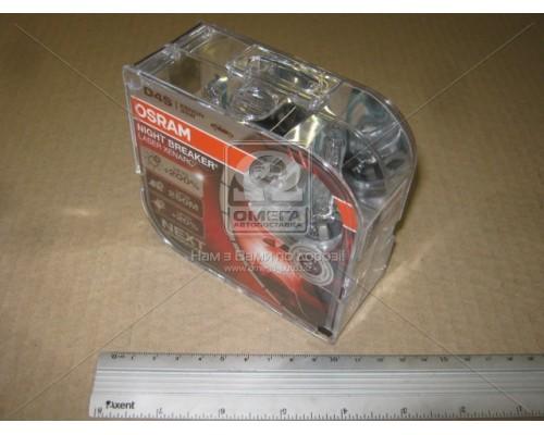 Лампа ксеноновая D4S XENARC NIGHT BREAKER LASER 35Вт (+200) комплект.